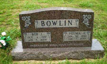 BOWLIN, VELMA A - Greene County, Arkansas | VELMA A BOWLIN - Arkansas Gravestone Photos