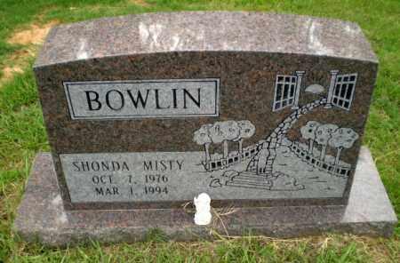 BOWLIN, SHONDA MISTY - Greene County, Arkansas | SHONDA MISTY BOWLIN - Arkansas Gravestone Photos
