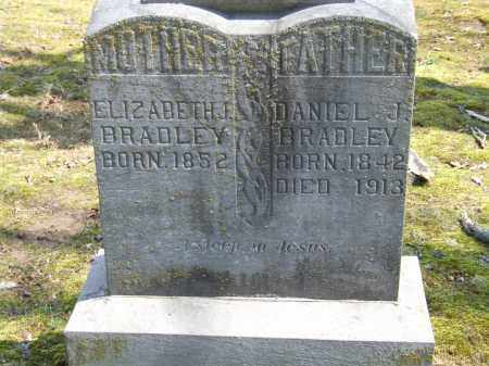 BRADLEY, ELIZABETH J. - Greene County, Arkansas | ELIZABETH J. BRADLEY - Arkansas Gravestone Photos