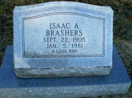 BRASHERS, ISAAC A - Greene County, Arkansas | ISAAC A BRASHERS - Arkansas Gravestone Photos