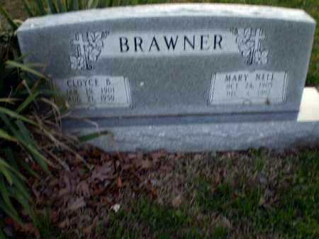 BRAWNER, CLOYCE - Greene County, Arkansas | CLOYCE BRAWNER - Arkansas Gravestone Photos