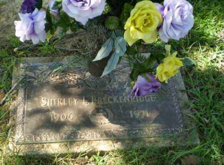BRECKENRIDGE, SHIRLEY L - Greene County, Arkansas | SHIRLEY L BRECKENRIDGE - Arkansas Gravestone Photos
