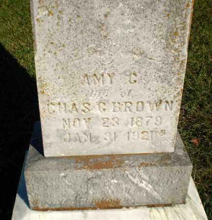 BROWN, AMY C - Greene County, Arkansas | AMY C BROWN - Arkansas Gravestone Photos