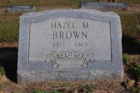BROWN, HAZEL M. - Greene County, Arkansas | HAZEL M. BROWN - Arkansas Gravestone Photos