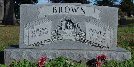BROWN, HENRY - Greene County, Arkansas | HENRY BROWN - Arkansas Gravestone Photos