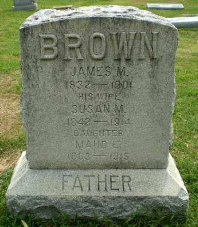BROWN, JAMES M - Greene County, Arkansas | JAMES M BROWN - Arkansas Gravestone Photos