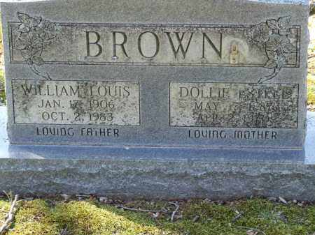 BROWN, DOLLIE ESTELLE - Greene County, Arkansas | DOLLIE ESTELLE BROWN - Arkansas Gravestone Photos
