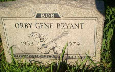 BRYANT, ORBY GENE - Greene County, Arkansas | ORBY GENE BRYANT - Arkansas Gravestone Photos
