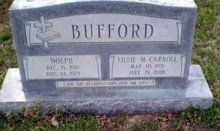 BUFFORD, DOLPH - Greene County, Arkansas | DOLPH BUFFORD - Arkansas Gravestone Photos