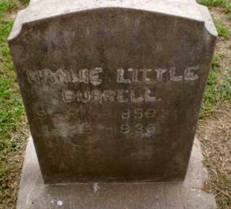 BURRELL, MINNIE - Greene County, Arkansas | MINNIE BURRELL - Arkansas Gravestone Photos