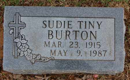 BURTON, SUDIE TINY - Greene County, Arkansas | SUDIE TINY BURTON - Arkansas Gravestone Photos