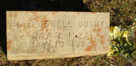 BUSBY, MAY JEWELL - Greene County, Arkansas | MAY JEWELL BUSBY - Arkansas Gravestone Photos