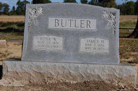 BUTLER, JAMES H. - Greene County, Arkansas | JAMES H. BUTLER - Arkansas Gravestone Photos