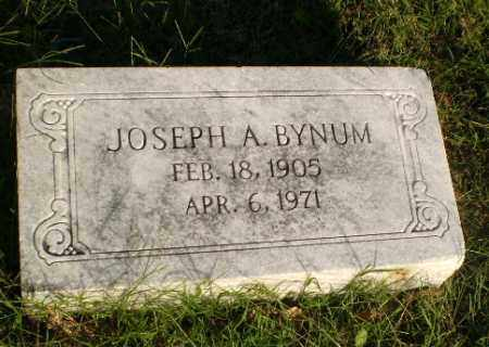 BYNUM, JOSEPH A - Greene County, Arkansas | JOSEPH A BYNUM - Arkansas Gravestone Photos