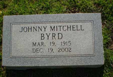 BYRD, JOHNNY MITCHELL - Greene County, Arkansas | JOHNNY MITCHELL BYRD - Arkansas Gravestone Photos