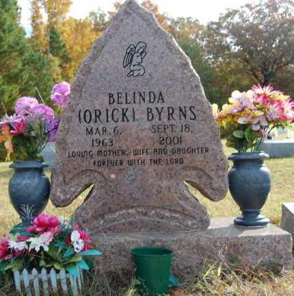 BYRNS, BELINDA - Greene County, Arkansas | BELINDA BYRNS - Arkansas Gravestone Photos