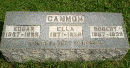 CAMMON, EDGAR - Greene County, Arkansas | EDGAR CAMMON - Arkansas Gravestone Photos