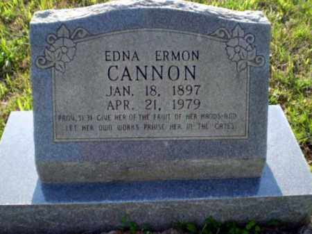 CANNON, EDNA ERMON - Greene County, Arkansas | EDNA ERMON CANNON - Arkansas Gravestone Photos