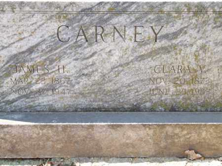 CARNEY, JAMES H. - Greene County, Arkansas | JAMES H. CARNEY - Arkansas Gravestone Photos