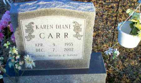 CARR, KAREN - Greene County, Arkansas | KAREN CARR - Arkansas Gravestone Photos
