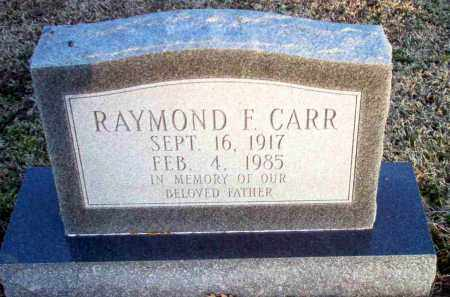 CARR, RAYMON - Greene County, Arkansas | RAYMON CARR - Arkansas Gravestone Photos