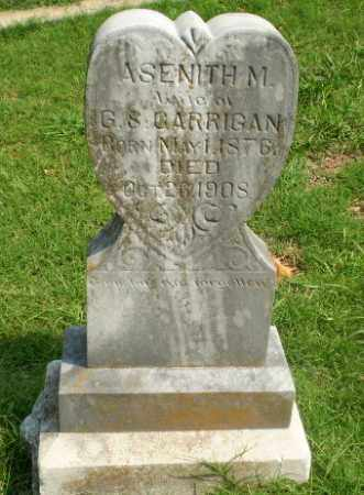 CARRIGAN, ASENITH M - Greene County, Arkansas | ASENITH M CARRIGAN - Arkansas Gravestone Photos