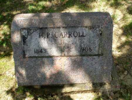 CARROLL, H.P. - Greene County, Arkansas | H.P. CARROLL - Arkansas Gravestone Photos