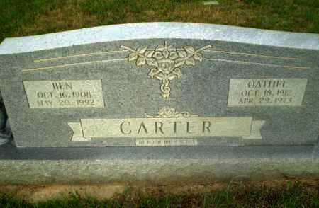 CARTER, OATHEL - Greene County, Arkansas | OATHEL CARTER - Arkansas Gravestone Photos
