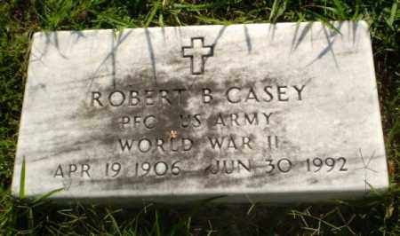 CASEY  (VETERAN WWII), ROBERT B - Greene County, Arkansas | ROBERT B CASEY  (VETERAN WWII) - Arkansas Gravestone Photos