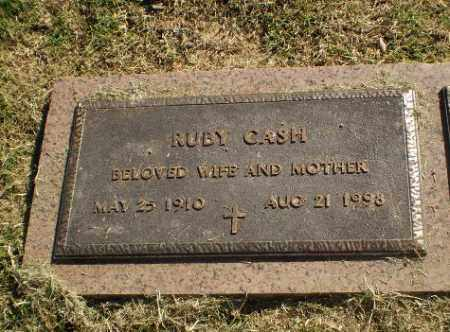 CASH, RUBY - Greene County, Arkansas | RUBY CASH - Arkansas Gravestone Photos