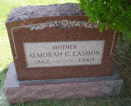 CASHON, ALMORAH C - Greene County, Arkansas | ALMORAH C CASHON - Arkansas Gravestone Photos
