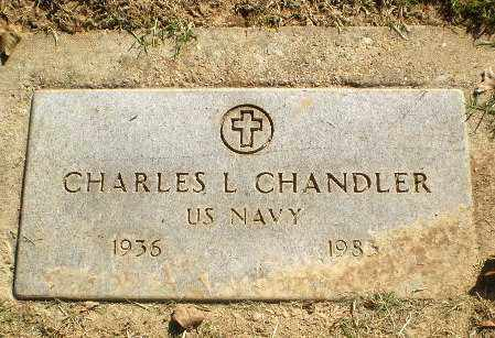 CHANDLER  (VETERAN), CHARLES L - Greene County, Arkansas | CHARLES L CHANDLER  (VETERAN) - Arkansas Gravestone Photos