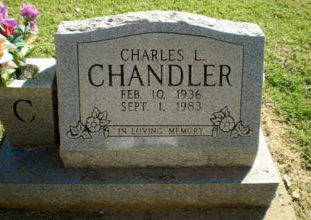 CHANDLER, CHARLES L - Greene County, Arkansas | CHARLES L CHANDLER - Arkansas Gravestone Photos