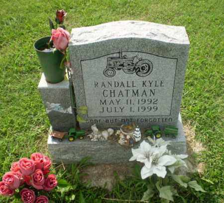 CHATMAN, RANDALL KYLE - Greene County, Arkansas | RANDALL KYLE CHATMAN - Arkansas Gravestone Photos