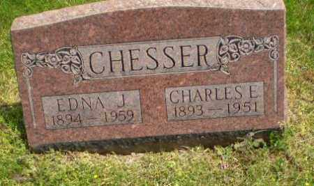 CHESSER, EDNA J. - Greene County, Arkansas | EDNA J. CHESSER - Arkansas Gravestone Photos