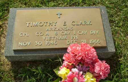 CLARK (VETERAN VIET, KIA), TIMOTHY E - Greene County, Arkansas | TIMOTHY E CLARK (VETERAN VIET, KIA) - Arkansas Gravestone Photos