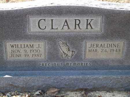 CLARK, WILLIAM J. - Greene County, Arkansas | WILLIAM J. CLARK - Arkansas Gravestone Photos