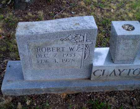 CLAYTON, ROBERT W - Greene County, Arkansas | ROBERT W CLAYTON - Arkansas Gravestone Photos