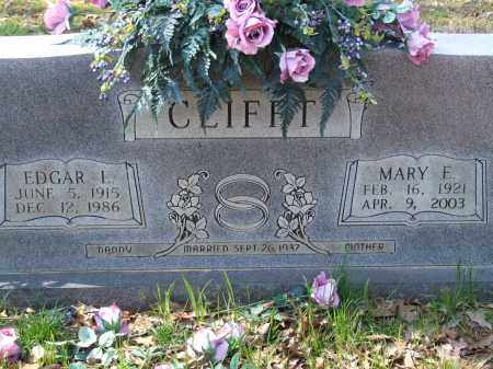 CLIFFT, MARY F. - Greene County, Arkansas | MARY F. CLIFFT - Arkansas Gravestone Photos