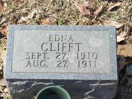 CLIFFT, EDNA - Greene County, Arkansas | EDNA CLIFFT - Arkansas Gravestone Photos