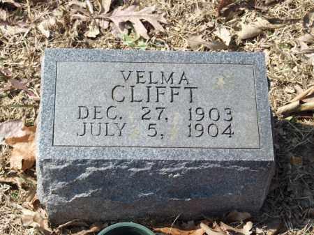 CLIFFT, VELMA - Greene County, Arkansas | VELMA CLIFFT - Arkansas Gravestone Photos
