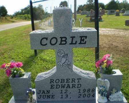 COBLE, ROBERT EDWARD - Greene County, Arkansas | ROBERT EDWARD COBLE - Arkansas Gravestone Photos