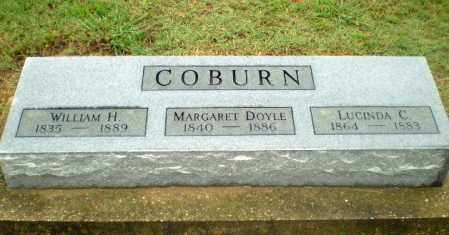 DOYLE COBURN, MARGARET - Greene County, Arkansas | MARGARET DOYLE COBURN - Arkansas Gravestone Photos