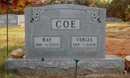 COE, RAY - Greene County, Arkansas | RAY COE - Arkansas Gravestone Photos