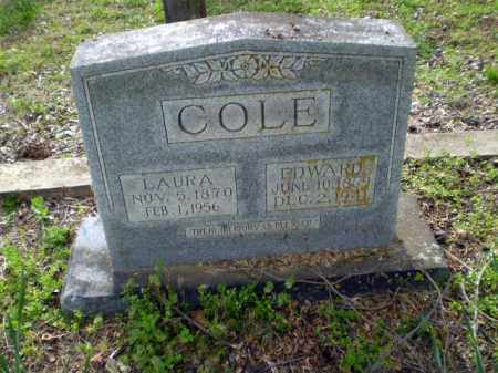 COLE, EDWARD - Greene County, Arkansas | EDWARD COLE - Arkansas Gravestone Photos