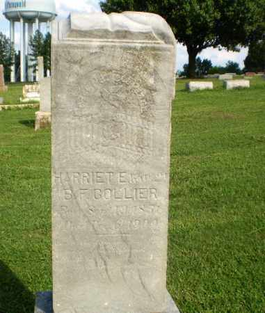 COLLIER, HARRIET E - Greene County, Arkansas | HARRIET E COLLIER - Arkansas Gravestone Photos