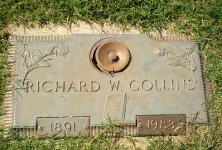 COLLINS, RICHARD W - Greene County, Arkansas | RICHARD W COLLINS - Arkansas Gravestone Photos