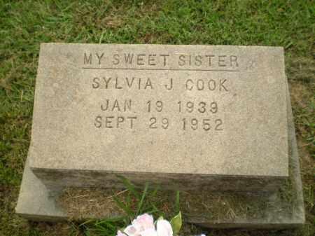 COOK, SYLVIA J - Greene County, Arkansas | SYLVIA J COOK - Arkansas Gravestone Photos