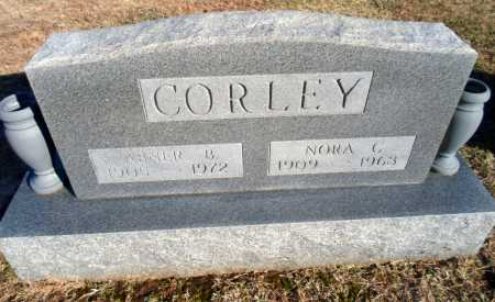 CORLEY, ABNER B - Greene County, Arkansas | ABNER B CORLEY - Arkansas Gravestone Photos