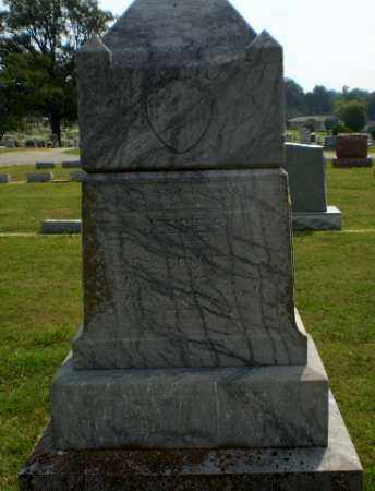 COUNTS, JESSIE P - Greene County, Arkansas | JESSIE P COUNTS - Arkansas Gravestone Photos